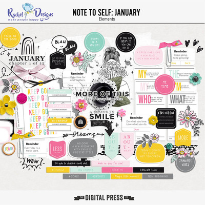 Note to self January