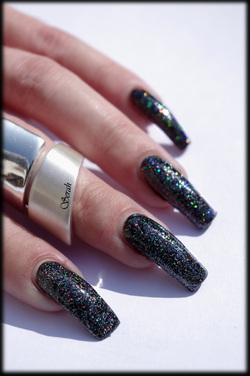 China Glaze Fairy Dust!