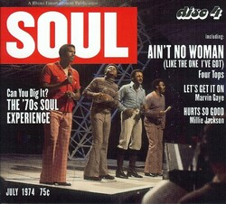 V.A. - Can You Dig It . The 70's Soul Experience 4 - Complete CD
