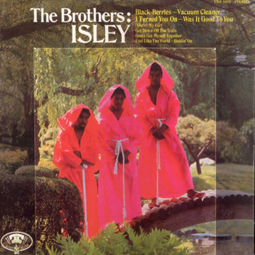 "The Isley Brothers : Album "" The Brothers : Isley "" T-Neck Records TNS 3002 [ US ]"