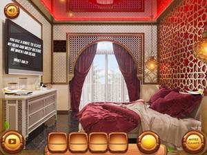 Jouer à Oriental hotel escape