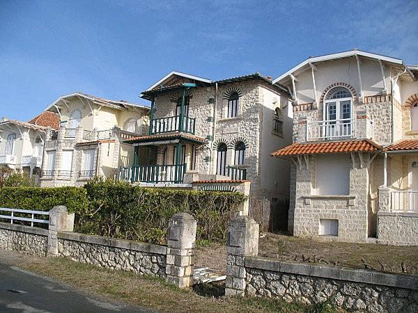 villas sur la promenade de nauzan