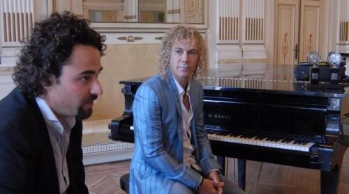 david bryan pour un concert en italie en solo