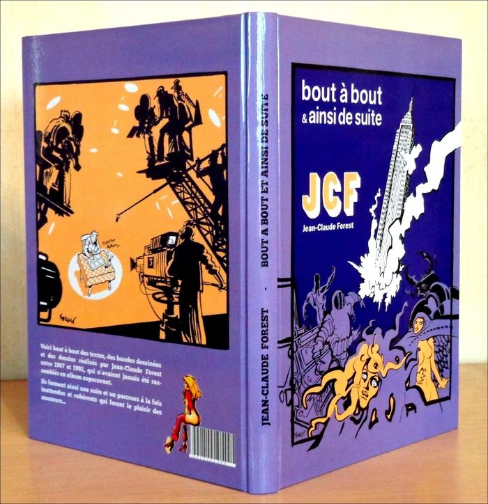 Bout à bout & ainsi de suite : Jean-Claude Forest 1967-1992
