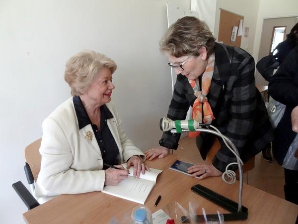 """""""L'histoire de la Gastronomie"""" une conférence de Madame Françoise Collin"""