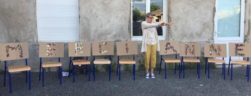 Anne Vassallo a fini l'école