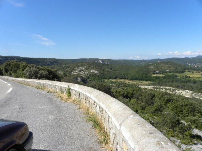 sur les routes d'Ardèche