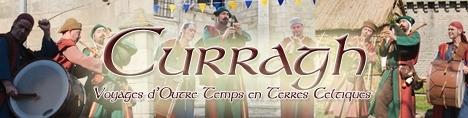 CURRAGH - Voyages d'Outre-Temps en Terres Celtiques