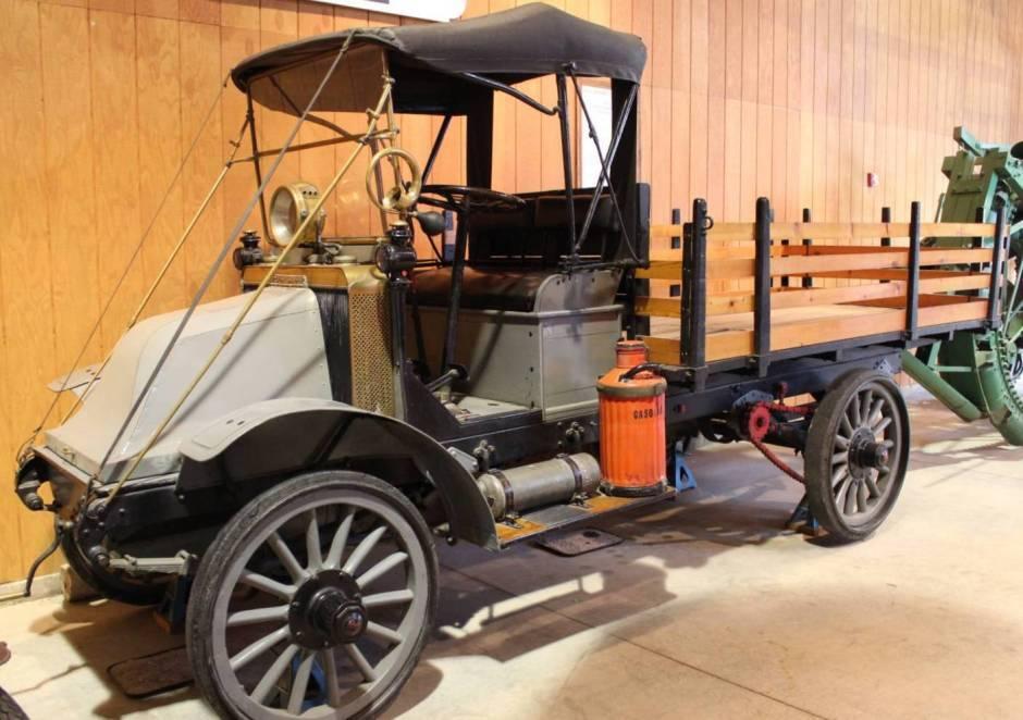 1913 Adams Bros. Truck