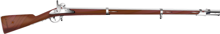 Un beau fusil modèle 1822 Tbis