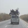 Burkina Transport à hauts risques