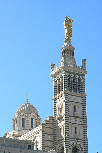 Marseille la vierge (16)