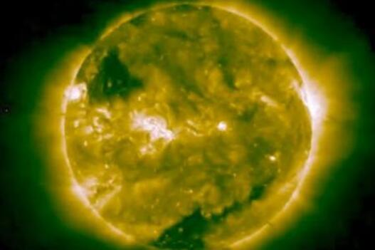 Des ovnis autour de notre soleil ?
