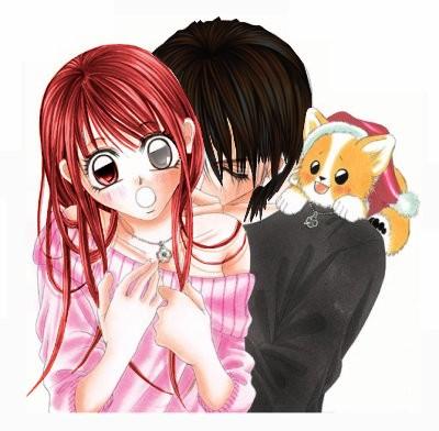 Tsuki et Keitai