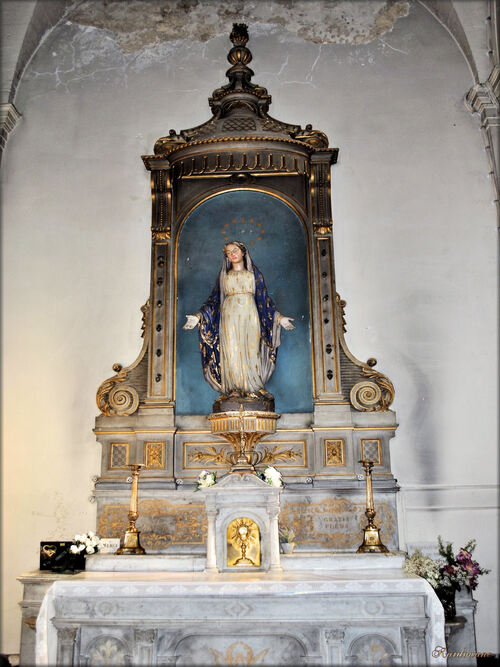 Photo de l'église Saint Symphorien de Castillon la Bataille