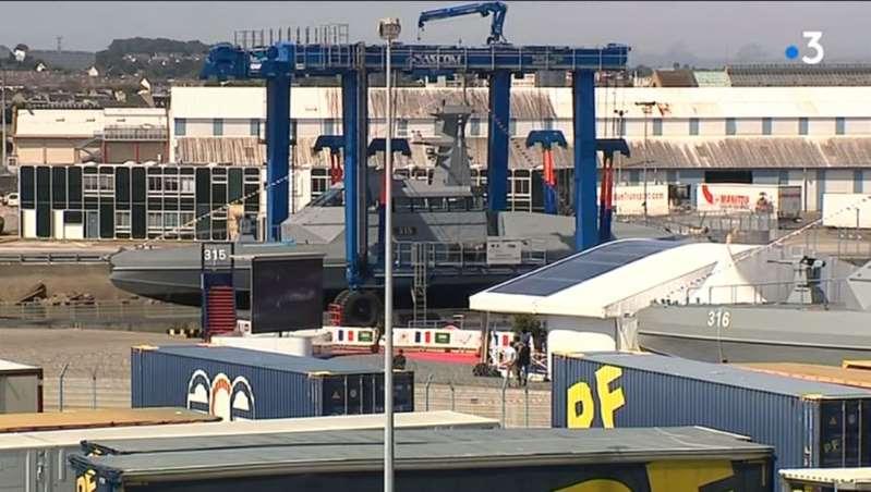 En toute discrétion, la France livre deux navires de guerre à l'Arabie saoudite