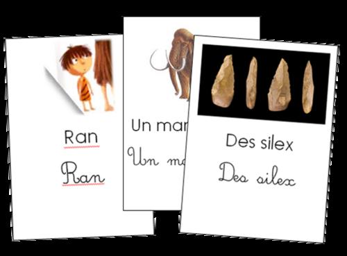 *Lecture: L'école des mammouths (préhistoire)