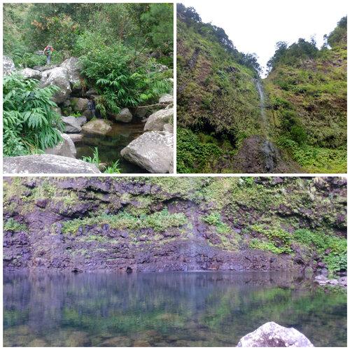 Le Bassin du Diable par Bellepierre et retour par le Canal du Brulé (RANDONNÉE)