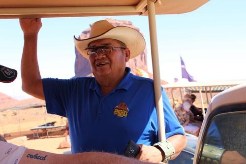 Balade avec les Indiens Navajos