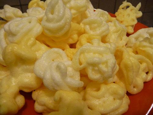 meringues dukan