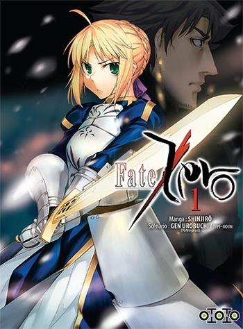 Fate zero - Tome 01 - Takashi Takeuchi & Gen Urobushi