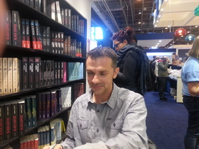 Salon du livre - Paris 2014