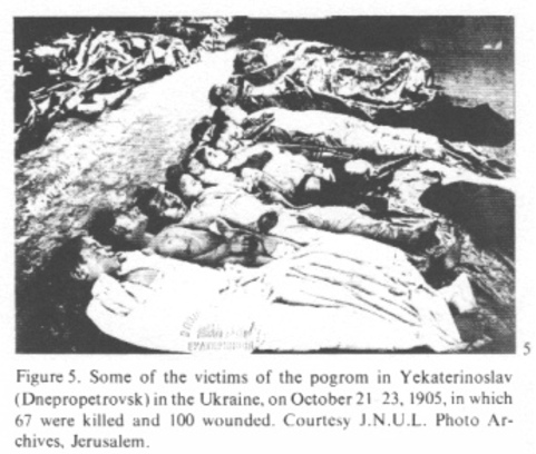 Pogrom de Dnipropetrovsk en 1905