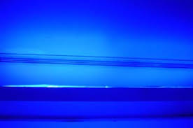 Plus bleu ...