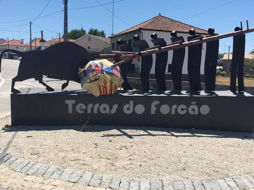 Nos ombrelles au Portugal