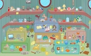 Merchant ship hidden objects
