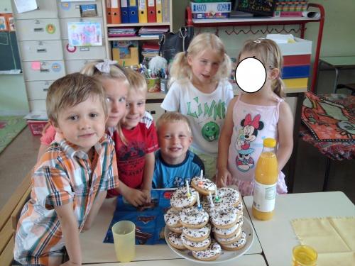 Pierre fête ses 5 ans!