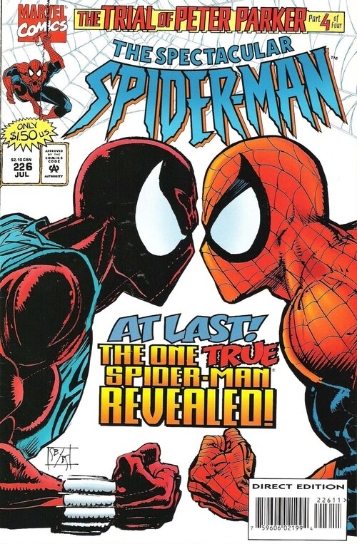 The Spectacular Spider-man 221-230