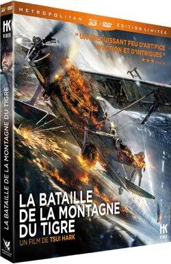 [Blu-ray 3D] La Bataille de la Montagne du Tigre