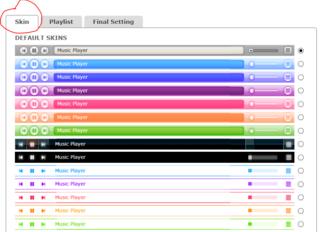 Comment mettre de la musique sur notre blog ?