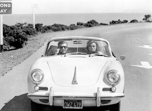 L'automobile et les stars en Amérique et ailleurs