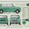 Austin Super Se7en 1961-62