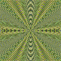 Quelques textures verte......