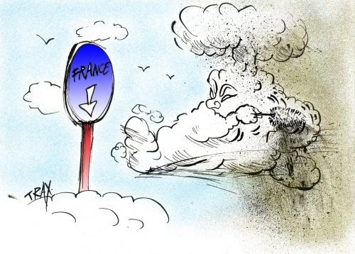 Fukushima nuage radioactif France