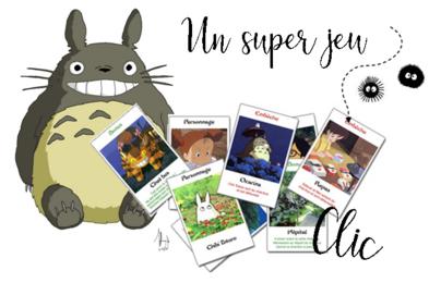 Film d'animation : Mon voisin Totoro