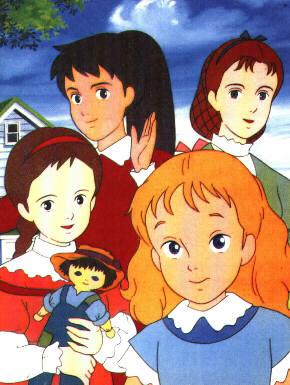 Les 4 filles du Docteur March