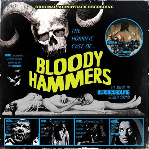 "BLOODY HAMMERS - ""Blood"" (Clip)"