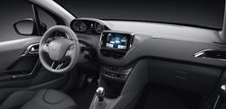 Nouveauté étrangère: Peugeot 208