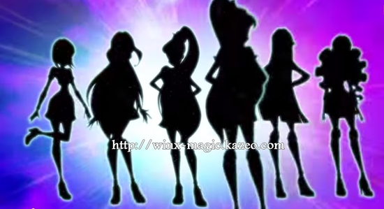 winx silhouette new school