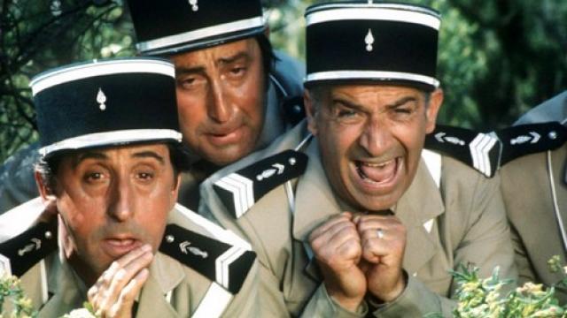 Résultats de recherche d'images pour «gendarme de saint tropez»