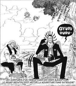 Les Aventures de Gedatsu