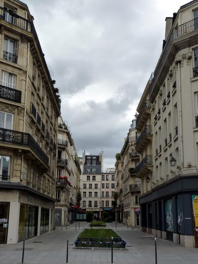 Rue Nicolas Flamel