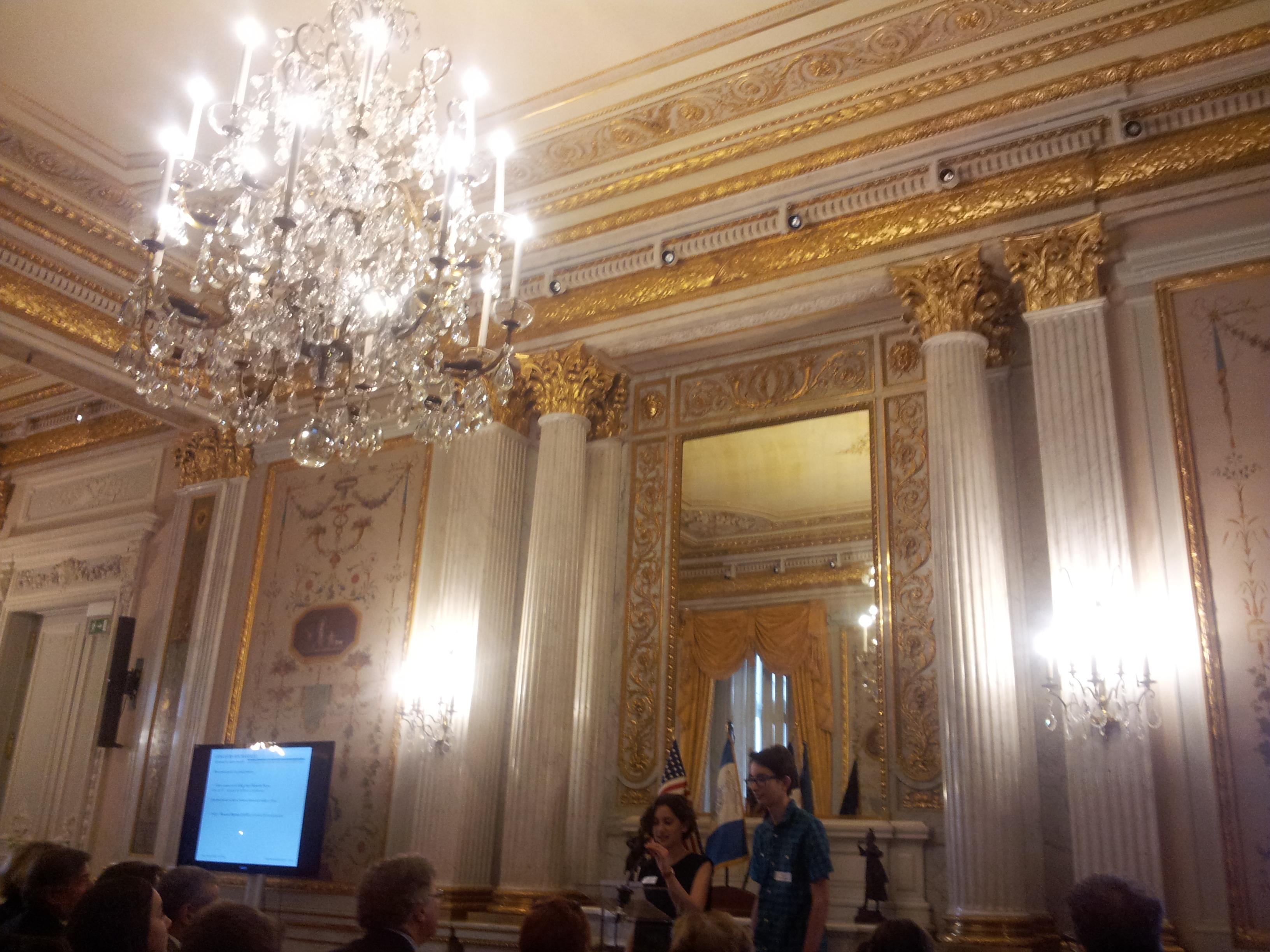 Concours Rochambeau - Hotel Talleyrand & Concours Rochambeau