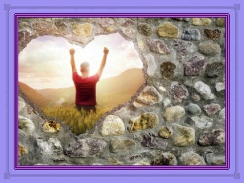 Dieu fait tomber les murs !