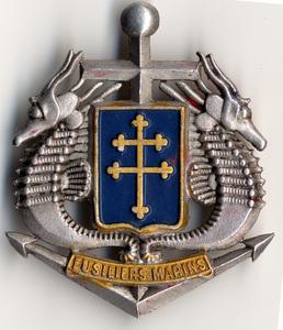 * 1er bataillon de fusiliers marins -  F.N de la 1 ère DFL les fusiliers-marins du front italien