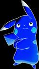 Pikachu en négatif